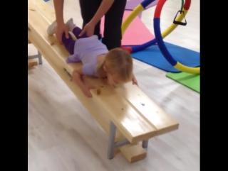 Спортивная гимнастика - единственный вид спорта, который способствует всестороннему гармоничному развитию человека и прививает е