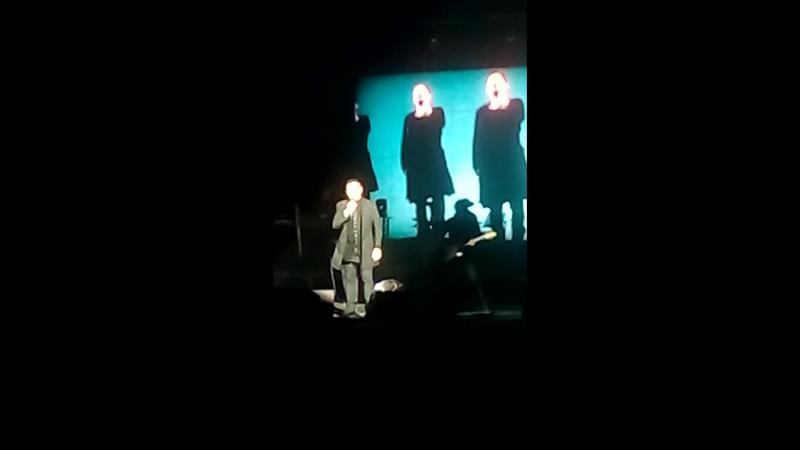 Стас Михайлов концерт в Череповце