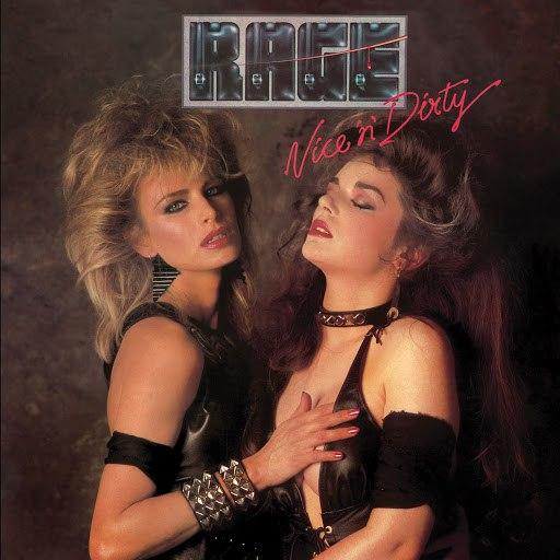 Rage альбом Nice 'N' Dirty