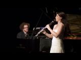 Carl Maria von Weber Grand Duo Concertant. Annelien Van Wauwe, clarinet and Lucas Blondeel, piano