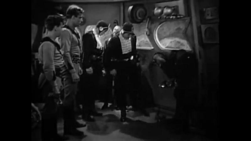 Бак роджерс 1939г 2 серия