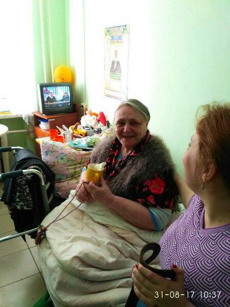 Территория добра в Доме Ветеранов в Зеленом городе поздравляли именинников августа