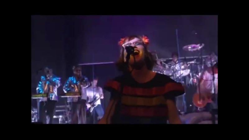 Blue Man Group with Venus Hum - I Feel Love