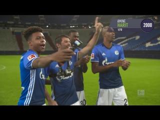 FIFA 18 - Free Kick Challenge в исполнении игроков Shalke