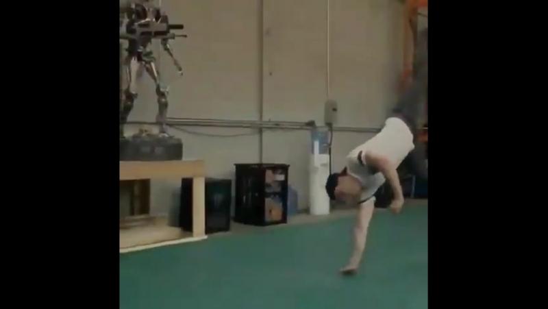 @ domsherwood training for Jace