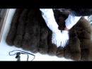 Fox Coat Quality inspection process video for order number:87515866581553