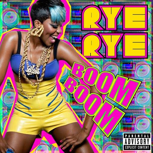 Rye Rye альбом Boom Boom