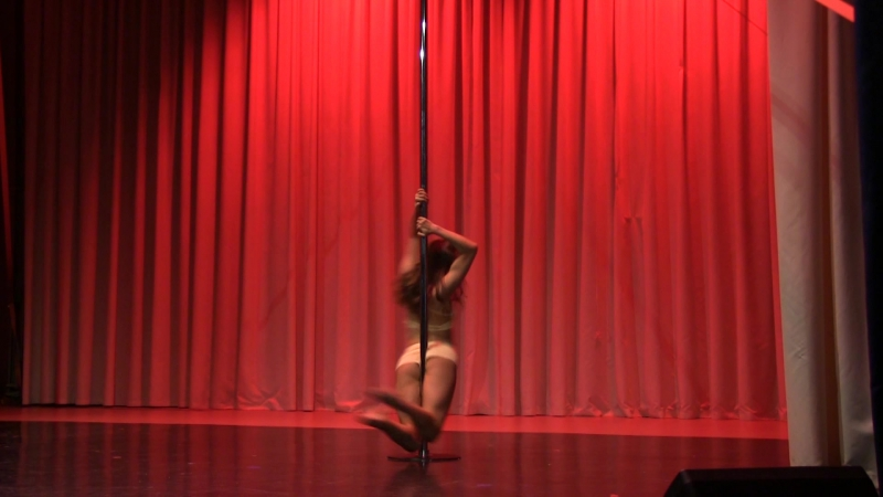 Анна Трушникова | Pole Artistic Любители | 2017 Другие Танцы Весна