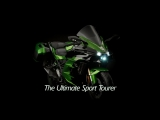 Official Kawasaki Ninja H2 SX Studio Video - Supercharge Your Journey