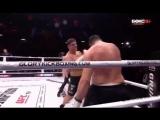 #GLORYRedemption Results: Rico Verhoeven def. Jamal Ben Saddik by TKO (punches). Round 5, 1:10 – for heavyweight title
