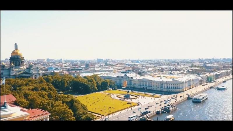 Санкт-Петербург - город мечты