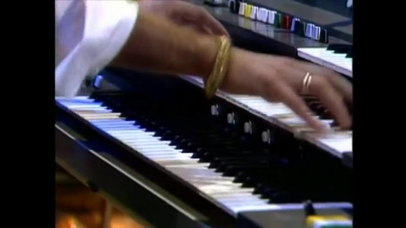Emerson Lake and Palmer- Tiger in a Spotlight (Pop Rock 1977)