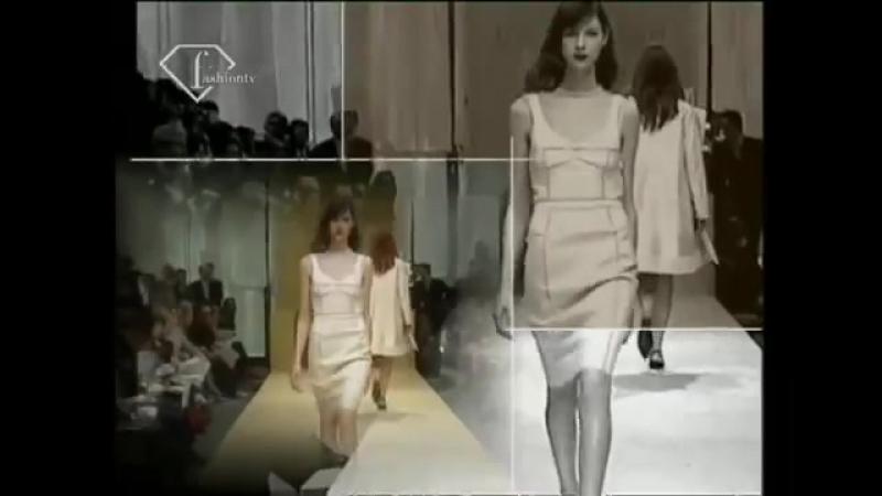Winter 2002 agency Paolo Tomei Models