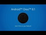 Nokia 8 получает обновление до Android Oreo 8.1