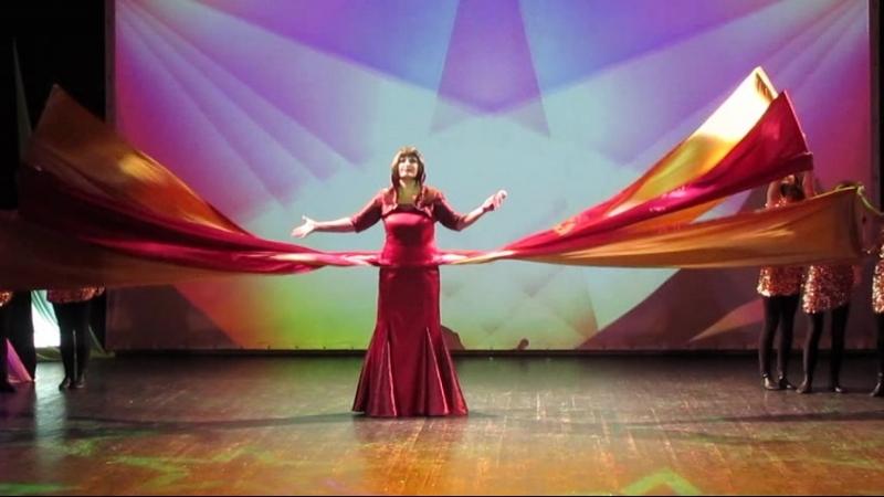 Концерт Елены Градович Мечтами окрыленная часть 1