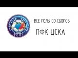 Зимние Тренировочные сборы. Товарищеские матчи - ПФК ЦСКА
