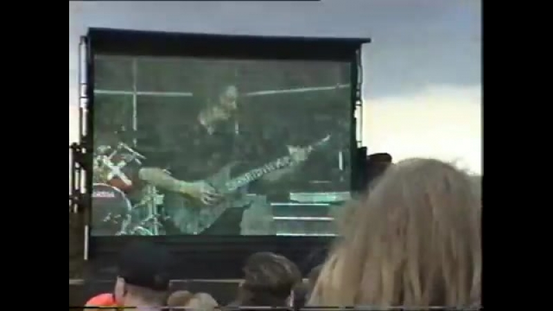 Metallica - Castle Donington, United Kingdom [1991.08.17] 1st Source