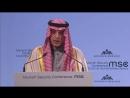 Le Ministre des affaires étrangères saoudien, Adel al Jubeir, condamne l'Iran pour ses actions au Moyen-Orient et en Afrique