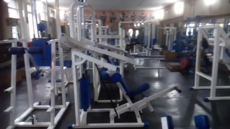Школа культуризма и фитнесса Олимпия атлетик-центра Бобруйск