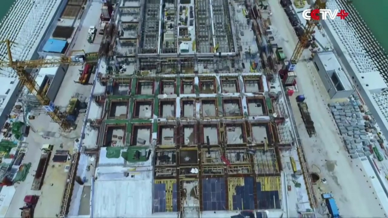 Мегапроекты Китая: Строительство 55-километрового Моста Гонконг – Чжухай - Макао в дельте Жемчужной реки