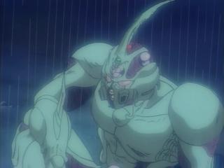 Гайвер - биомеханическая броня. Эпизод 4. Атака гиперзоаноидов (ОВА 1989 года) (озвучили: группы SHIZA и AniFilm). Часть 2.