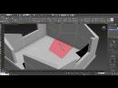 Моделирование разрушенной постройки Урок 3d max для начинающих low