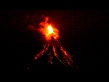 Mayon Volcano 15 jan. 2018