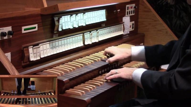 634 J. S. Bach - Liebster Jesu, wir sind hier (Orgelbüchlein No. 35), BWV 634 - David Kriewall