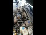 работа двигателя Амулет