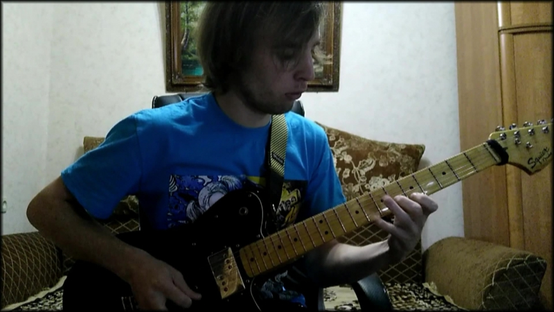 Veil of Maya – Mikasa (Guitar cover)