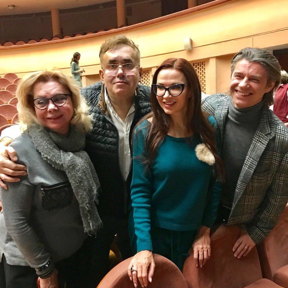 Очередной шедевр Нины Чусовой в театре Моссовета