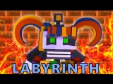 """""""Labyrinth"""" ¦ FNAF 6 Minecraft Music Video ¦ 3A Display (Song by CG5)"""