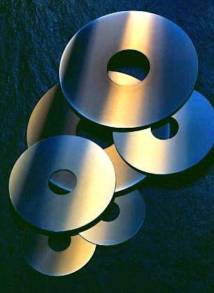 Платиновые диски.