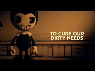 [Rus] MiatrisS - Build our Machine Remix Bendy and The Ink Machine (Jackie-O)