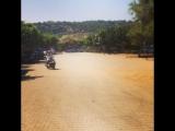 Гоняем на скутере #жара37градусов