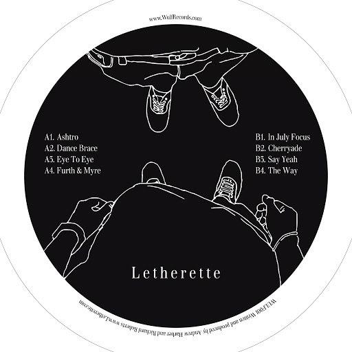 Letherette альбом EP 1