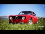 Alfa Romeo GT Junior - Драйверские опыты Давида Чирони