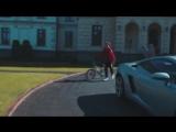 Лил как его там ,с велосипедом