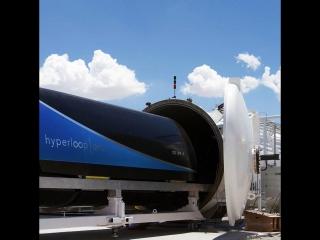 Virgin Hyperloop One — транспорт будущего