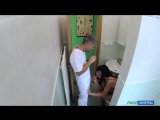 FakeHospital Valentina Ricci Toilet room fucking for hot patient All Sex Blowjob New Porn 2017