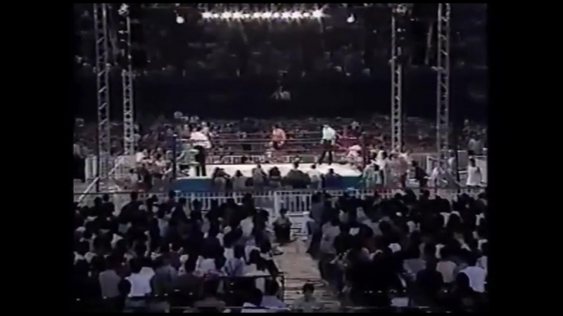 FMW 3rd Anniversary Show - Fall Spectacular 1992 (19.09.1992)