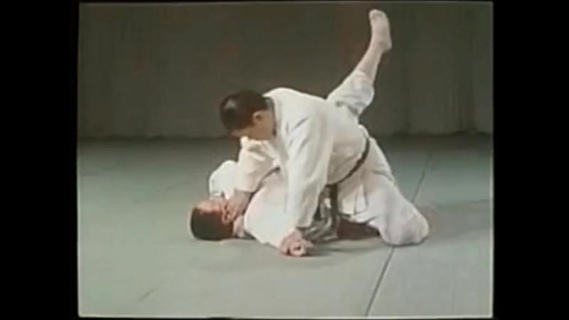 Ju Jutsu.Секигучи Син Син Рю Дзю Дзюцу.Базовая техника - 4.