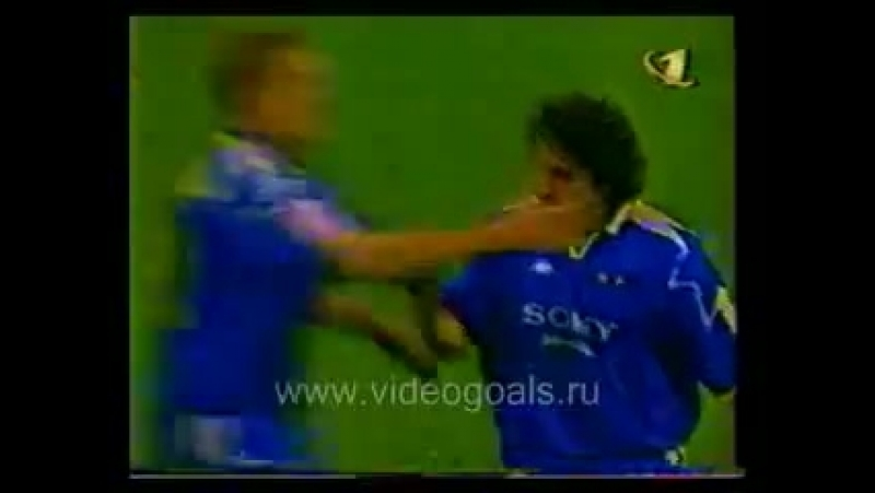 Лига чемпионов 1996 97 Финал Боруссия Ювентус 3 1 Гол Алессандро Дель Пьеро