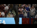 FIFA18 невероятный гол Модрича