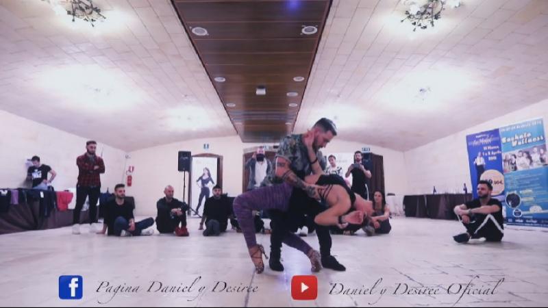 DANIEL Y DESIREE - Pobre Diabla (Bachata Remix DJ Khalid)