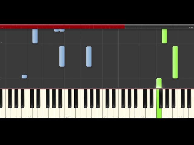 Michael Giacchino The Ellie Badge piano midi tutorial sheet partitura app