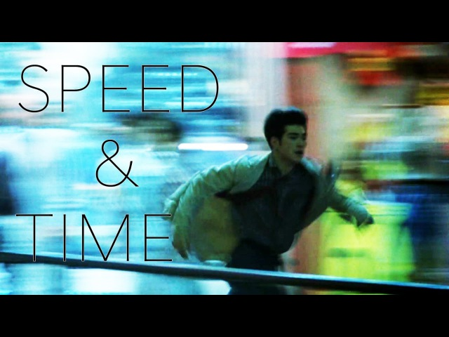 Wong Kar Wai's Chungking Express - Speed and Time