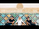 SPAIN, MOROCCO PORTUGAL w/ DJ Tigerlily / Sam Evans