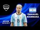 EMANUEL MAMMANA Lyon Fantastic Defensive Skills Passing Goals 2016 2017 HD