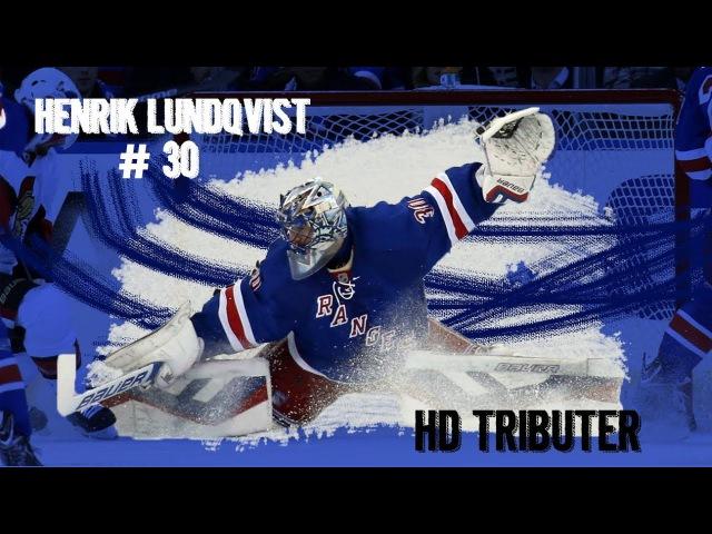 Henrik Lundqvist   30   Career Highlights